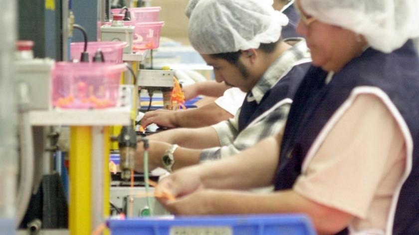 • El sector maquilador es una de las principales fuerzas productivas de Tijuana.