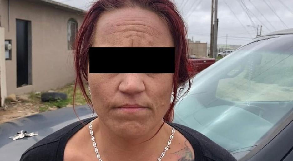 La mujer fue deportada a los Estados Unidos.