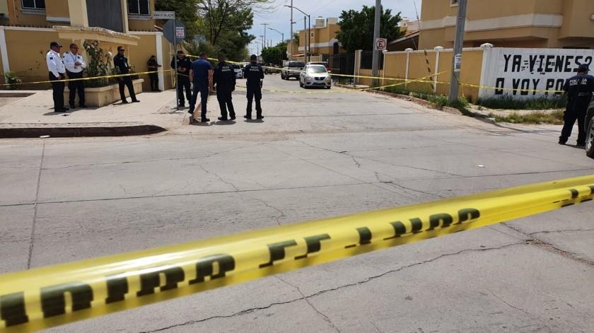 El hombre perdió la vida luego de ser atacado a tiros mientras iba a bordo de su automóvil.(GH)