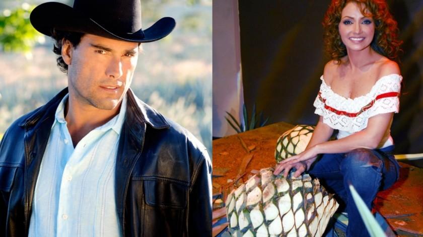 Eduardo Yáñez y Angélica Rivera vivieron muchas anécdotas juntos.(Agencia México)