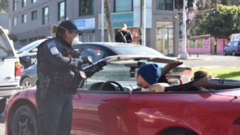 Siguen operativos de vigilancia y prevención en las calles por Covid-19