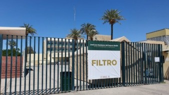 IMSS instala nuevos filtros sanitarios para entrar a sus clínicas en Mexicali