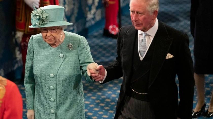 El Príncipe Carlos resultó positivo a la prueba del Covid-19.(Archivo)