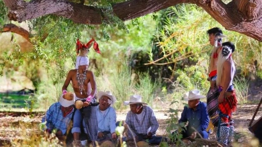 Etnia Yaqui continuará festividad de Cuaresma ante Covid-19; piden llevar cubrebocas(Archivo GH)