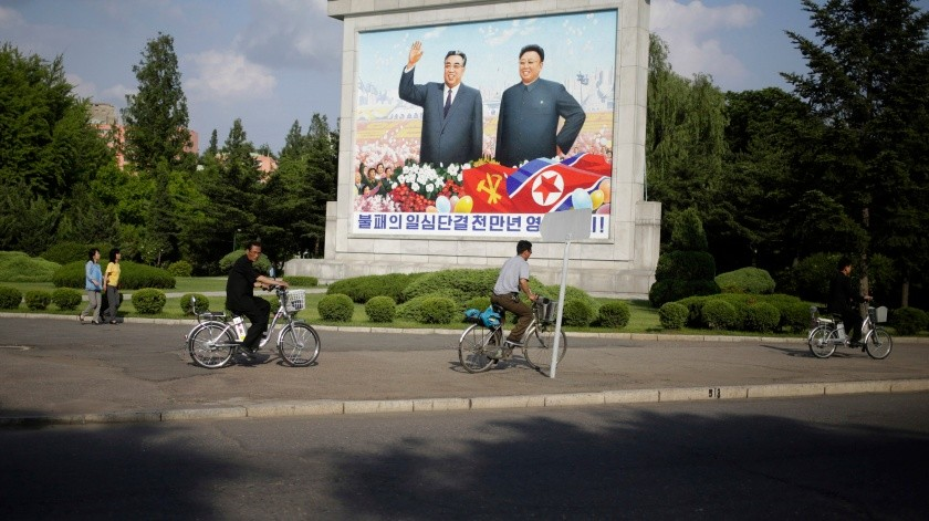 A pesar de las negativas de tener el virus, Corea del Norte puede estar enfrentando su mayor desafío de salud pública desde que Kim asumió el poder a fines de 2011.(Copyright 2018 The Associated Press. All rights reserved., AP)