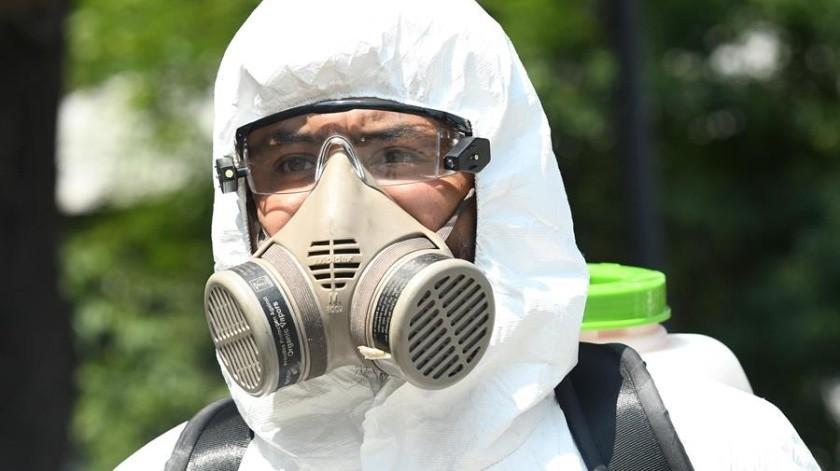 La Secretaría de Salud ha pedido acatar las medidas de higiene para mitigar el contagio de Covid-19.(EFE)