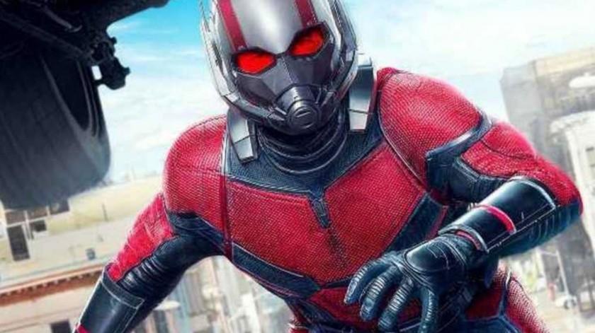 """La anterior entrega de este superhéroe, """"Ant-Man and the Wasp"""", fue la película numero 20 de Marvel Studios y recaudó 76 millones de dólares en su estreno.(Tomada de la red)"""