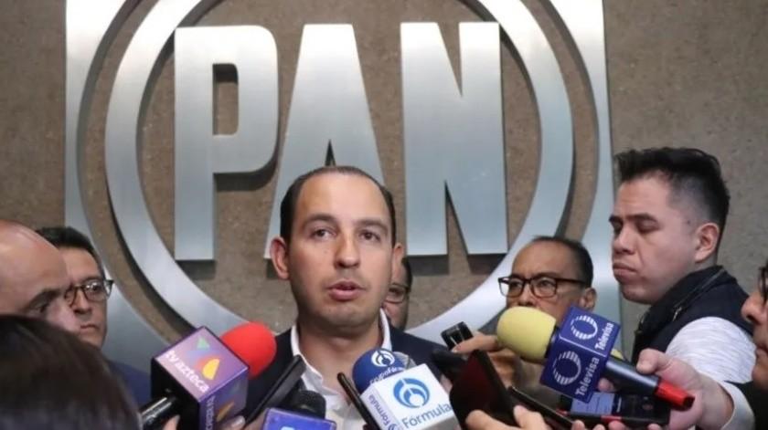 México entrará en crisis si AMLO no demuestra liderazgo, asegura PAN(El Universal)