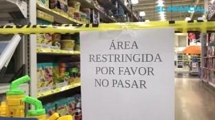 Se realizan operativos de restricciones en mercados para articulos no esenciales, así lo menciono Ancel Gerath Aispuro Sandoval Subdirector de Proximidad Ciudadana de la DSPM