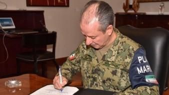 Batalla contra coronavirus la ganan los países disciplinados como México: Marina