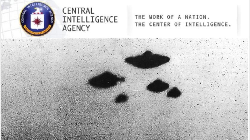 CIA libera documentos ¡sobre Ovnis! Léelos aquí(Twitter @CIA)
