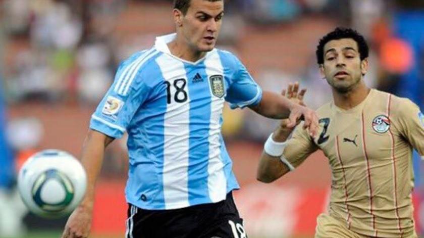 En el Mundial Sub 20 de 2011 marcó a Mohamed Salah