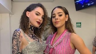 La cantante Belinda afirma que desea trabajar con Danna Paola.