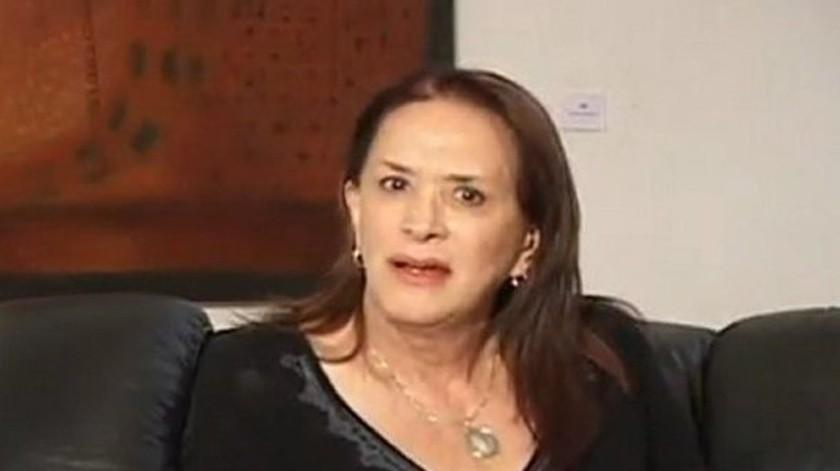 Cecilia Romo(Captura de video)