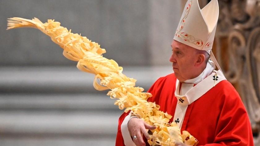 Papa Francisco(EFE, EPA/AFP POOL)