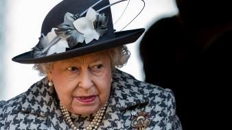 Isabel II se dirige a los brit�nicos en tiempo de