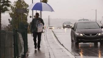 Pronostican lluvias de domingo a jueves en Tijuana