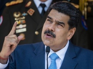 Maduro pide a estadounidenses no apoyar un conflicto