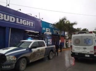Hombres armados matan con tiro de gracia a 7 empleados de depósito de cerveza