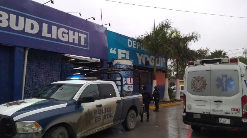La agresión contra siete hombres ocurrió alrededor de las 6:00 horas cuando los pistoleros ingresaron al negocio ubicado en la Colonia Voluntad y Trabajo, en Reynosa, Tamaulipas.(Agencia Reforma)