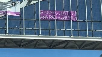 Exigen justicia por el feminicidio de Ana Paola en Nogales