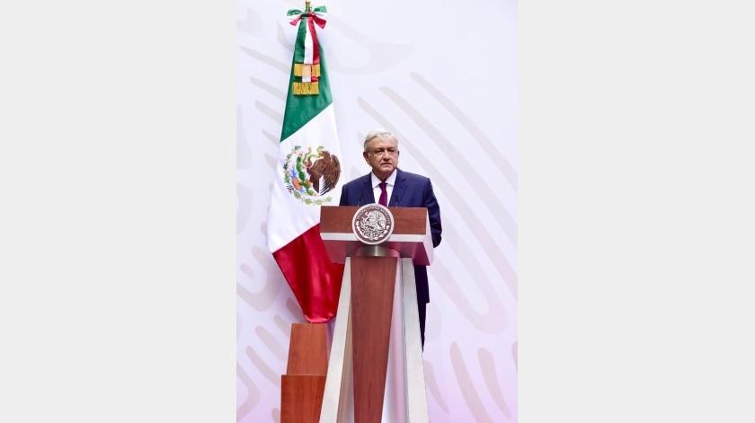 El presidente de México, Andrés Manuel López Obrador, dio casi en solitario el mensaje trimestral donde ofreció medidas para contrarrestar las afectaciones causadas por el coronavirus.