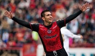 Raúl Enríquez es el goleador histórico en Xolos