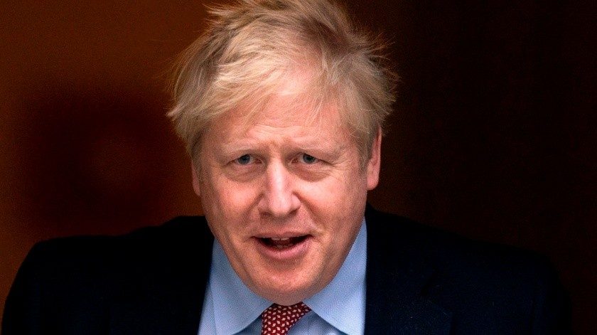 Boris Johnson(EFE)