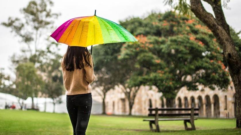Las precipitaciones podrían ser con descargas eléctricas y posible granizo.(Pixabay)