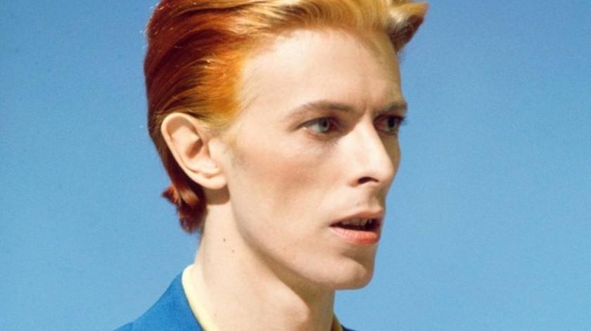David Bowie.(Internet)