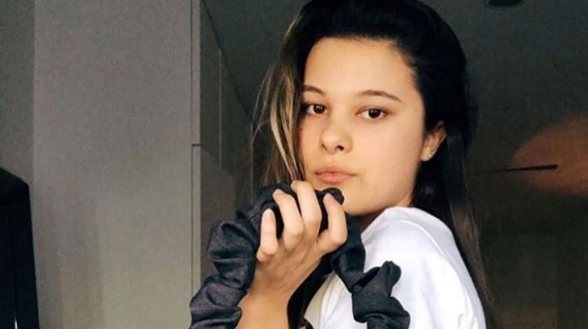 Manuela nació en 2001 en Madrid. Sus padres se separaron cuando ella tenía cuatro años, pero la relación entre ambos siempre ha sido buena.(Cortesía Instagram)