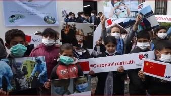 Un video esperanzador de Michael Jackson en medio de la pandemia de coronavirus ha surgido.