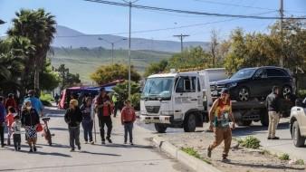 Según el Alcalde de Tijuana en la zona Este están haciendo caso omiso a las recomendaciones de distanciamiento social.
