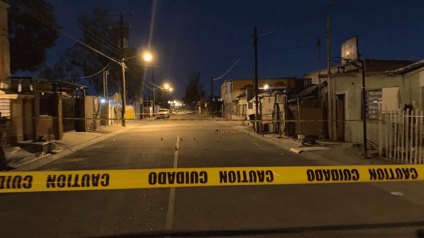 Muere hombre baleado en la colonia Hidalgo(Cortesía)