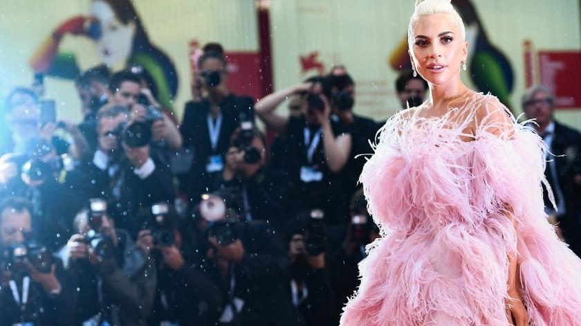 Lady Gaga.(AFP)