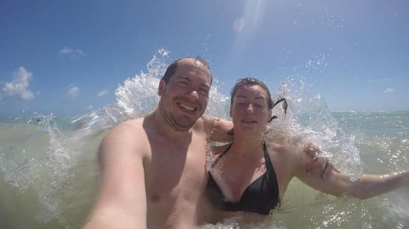 Pierden cámara en el mar y casi dos años después encuentran sus fotos publicadas