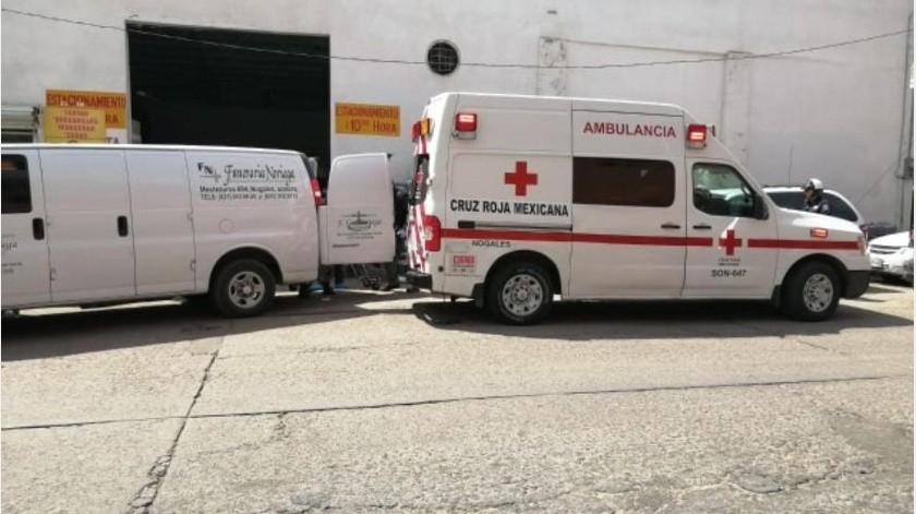 Aline Rodríguez, directora de la unidad médica del IMSS, relató que al revisar las cámaras para ver lo sucedido se dio cuenta de que nunca se reportó el caso de la mujer como una emergencia(Rubén A. Ruiz)