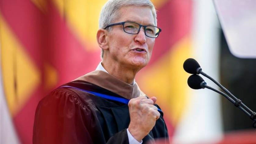 Apple donará millones de protectores faciales diseñados y fabricados internamente