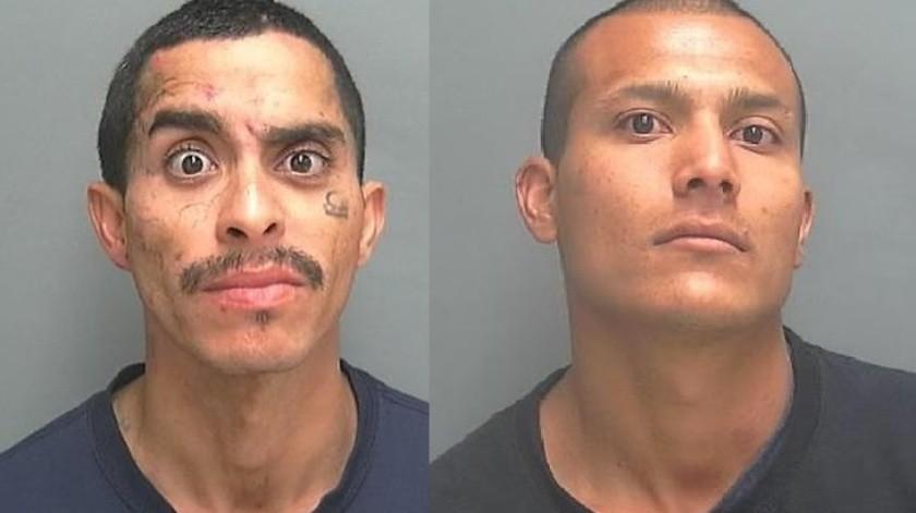 Saquearon tienda de celulares en Calexico y son detenidos