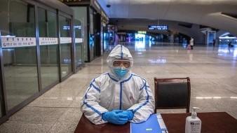 China no reporta muertes por coronavirus y disminuye casos graves