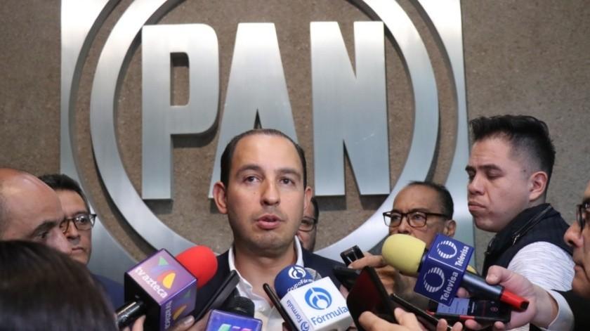 Marko Cortés(Agencia Reforma)