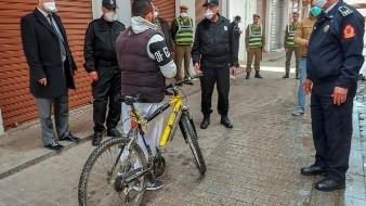 Marruecos hace obligatoria la mascarilla para todo desplazamiento exterior
