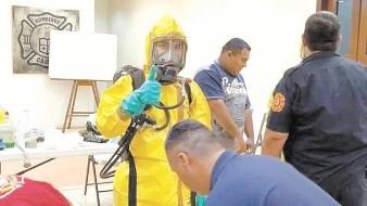 Preparados Bomberospara trasladar pacientescon coronavirus en CO
