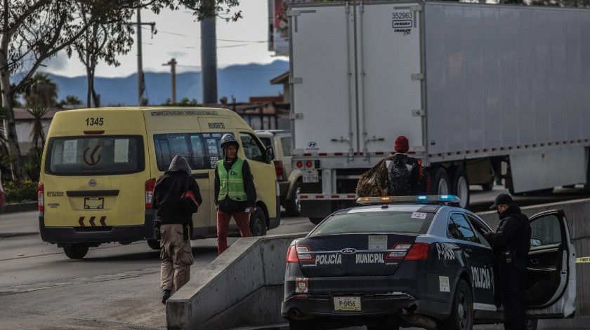 Dos hombres fueron ultimados a balazos en distintos puntos de la ciudad.(Cortesía)