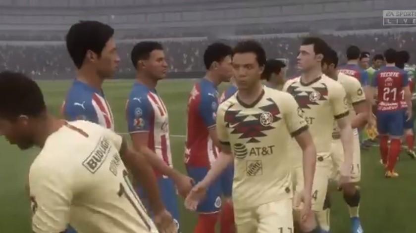 Liga MX tendrá 'eLiga', torneo virtual de FIFA 20.(Captura de pantalla)