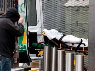 Nueva York registra 113.704 contagios y espera la llegada del pico en 7 d�as