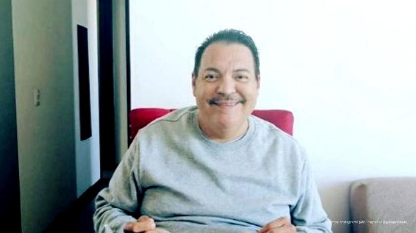 Julio Preciado.(Internet)