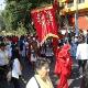Pese a medidas por Covid-19, celebran tradicional fiesta religiosa en Cuajimalpa