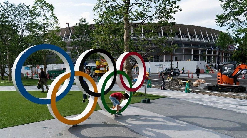 Comité Olímpico extiende plazo para clasificar a Tokio 2020.(Copyright 2019 The Associated Press. All rights reserved.)