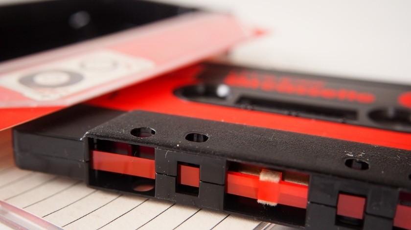 Consigue grabar video en un cassette de audio(Pixabay)